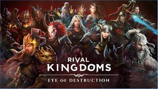 Rival Kingdoms Age of Ruin Mod Infinity Summoning Apk v1.63.0.199