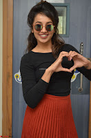 Tejaswini Madivada backstage pics at 92.7 Big FM Studio Exclusive  16.JPG