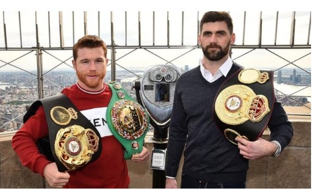 Saul 'Canelo' Alvarez signs 'most lucrative' manage sports benefit the DAZN