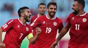 بثلاث اهداف منتخب لبنان يفوز على منتخب  سريلانكا في دور المجموعات من تصفيات آسيا المؤهلة لكأس العالم 2022