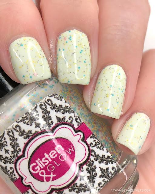 Glisten & Glow Piglets & Petunias 25 Sweetpeas
