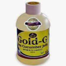 Jelly Gamat Gold-G Sembuhkan