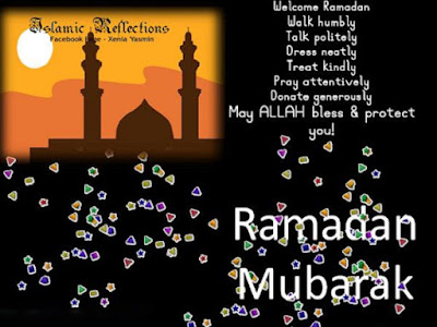 Ramdan Mubarak Wishes For Friends 2019