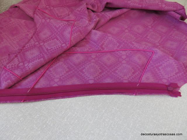 como coser cierre invisible