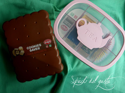 biscottiera Cookies Saver