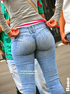 chicas nalgas grandes jeans