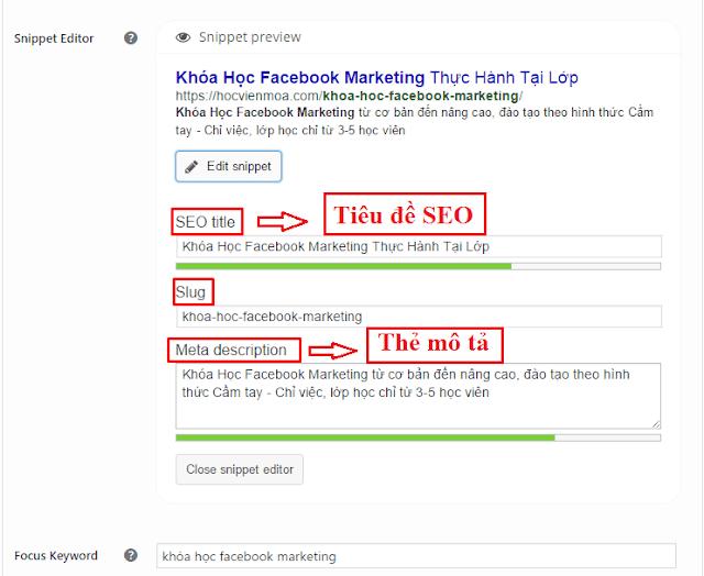 tiêu chuẩn đăng bài chuẩn seo 10