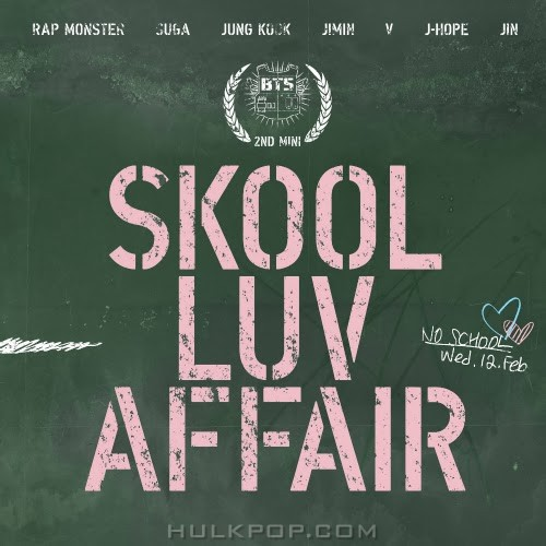 BTS (Bangtan Boys) – Skool Luv Affair – EP (FLAC + ITUNES PLUS AAC M4A)