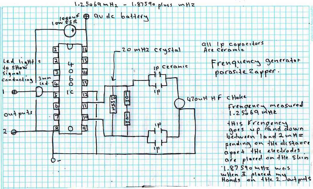 Making Parasite Zapper Circuit With further Technik also Topmag icgenerator likewise Tesla Coil Free Energy Generator Schematic further Homemade power pulse generator. on tesla coil free energy generator schematic