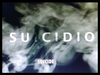 EXCLUSIVA |SUICIDIO. Docuficción sin precedentes.