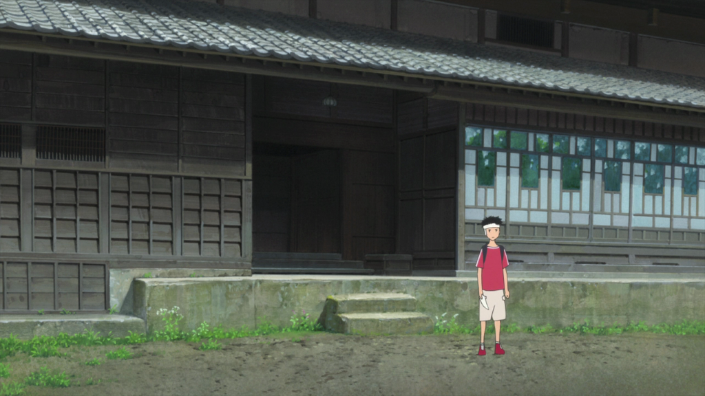 MikeHattsu Anime Journeys Wolf Children House Part 2