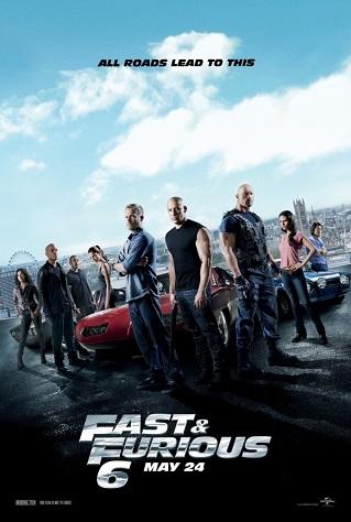 Quá Nhanh Quá Nguy Hiểm 6 - Fast & Furious 6