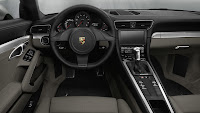 2012 Porsche 911 Carrera Coupe (911 not 998) Interior Layout
