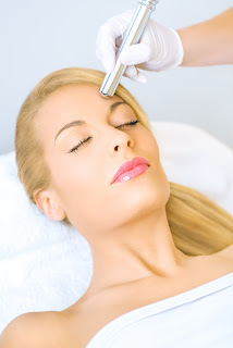 Beauty tips - intensive professional treatments for aging skin