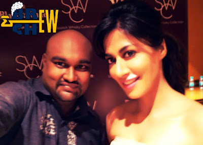 Jayanth Dev with Chitrangada Singh