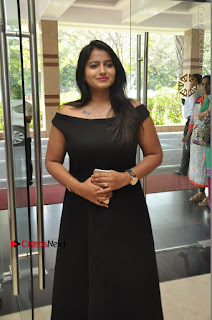 Telugu Actress Swathi Reddy Latest Stills in Black Gown  0060.JPG