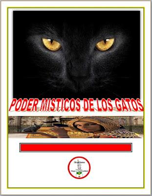 Poder mistico de los gatos