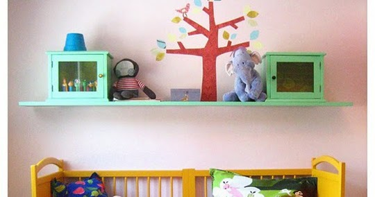 Formas de reutilizar una cuna decoraci n del hogar for Como decorar una cuna