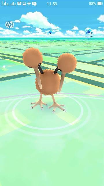 Begini cara download dan main Pokemon Go