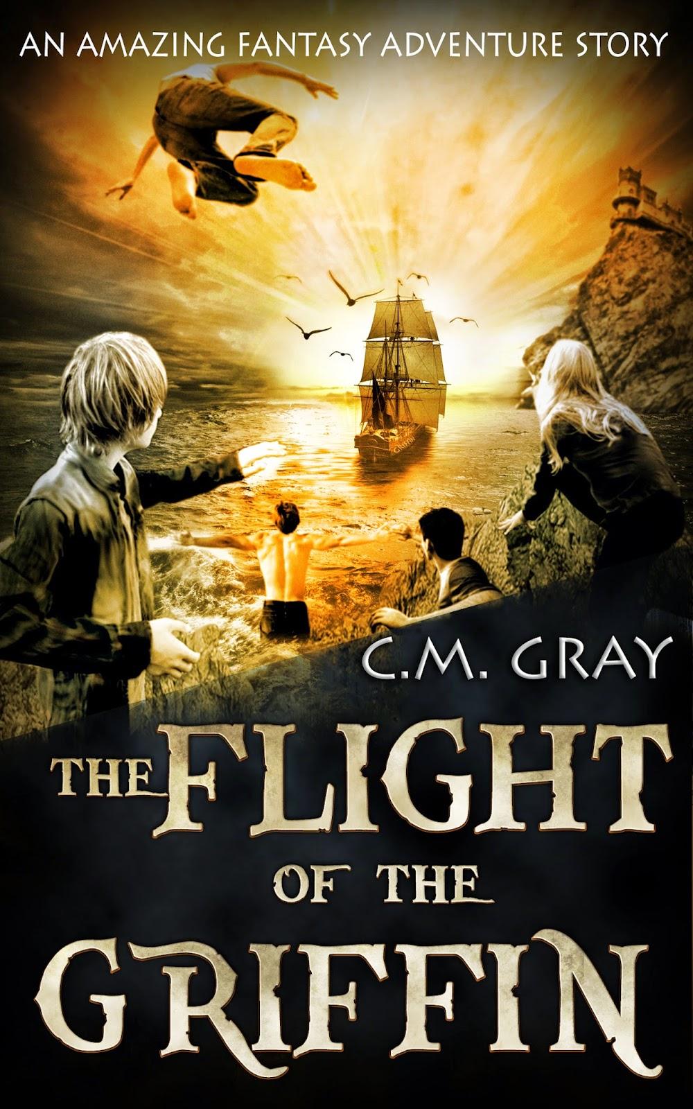 C.M. Gray Author of YA Fantasy Books
