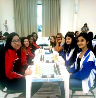 Registro-SP é Vice-Campeã no Xadrez Feminino na 82ª Edição dos Jogos Abertos do Interior
