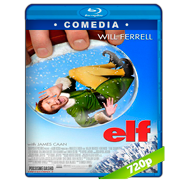 Elf, el duende (2003) BRRip 720p Audio Dual Latino-Ingles