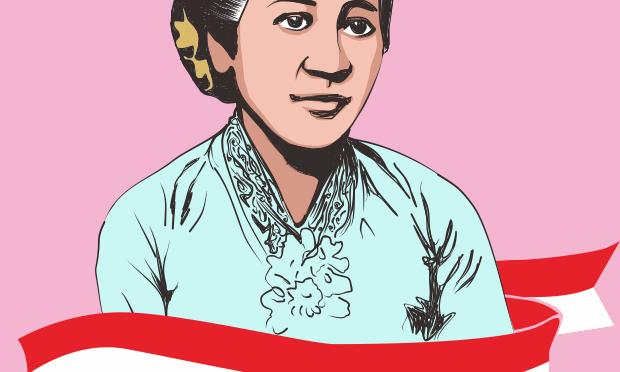 R.A Kartini Pahlawan Emansipasi Wanita Indonesia