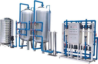Water Treatment Equipments Plant