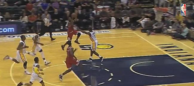 Top 5 NBA Plays: October 6th (VIDEO)