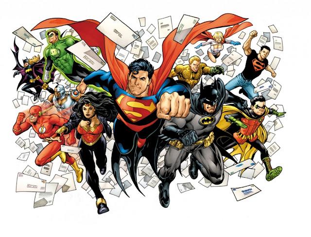 Semua tentang Superhero DC (Profil Superhero)