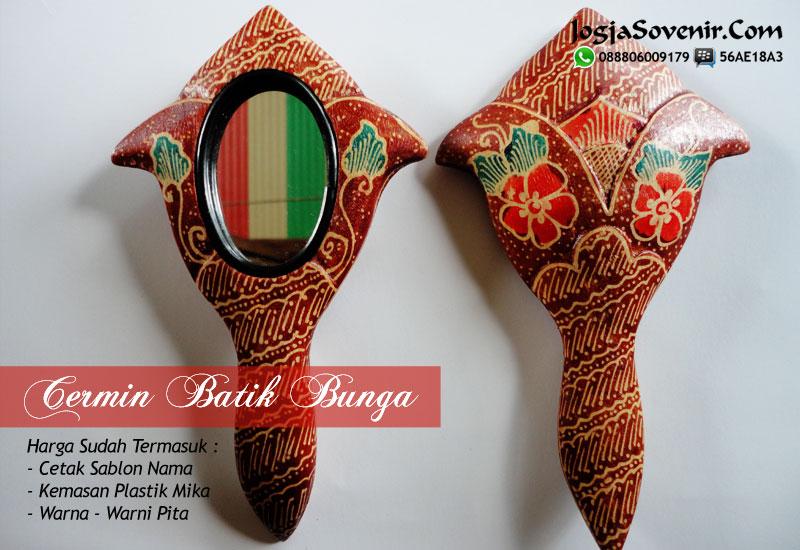 Jual Souvenir Cermin batik