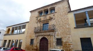 Úbeda, Palacio del Marqués de Contadero.