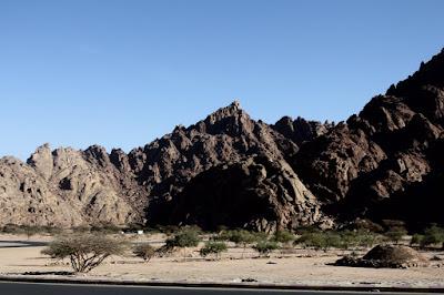 Jabal Magnet Madinah