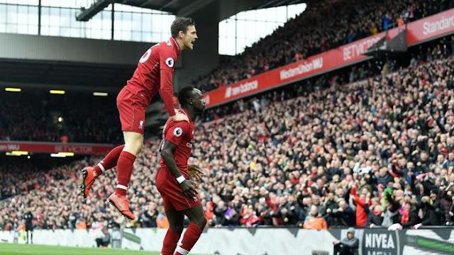 Hasil Liga Inggris: Liverpool Hantam Chelsea dan Kembali Puncaki Klasemen