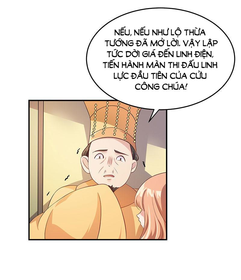 Khuynh thế đế vương cơ chap 3 - Trang 26