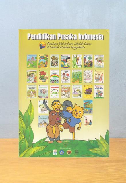 PENDIDIKAN PUSAKA INDONESIA, Anastasia Melati