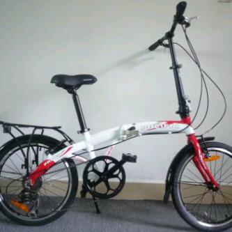 menjual Sepeda Fixie: Sepeda Lipat Pacific