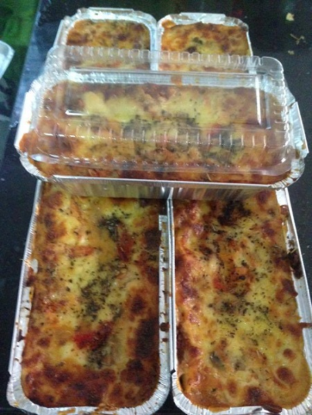 Resepi Lasagna Sedap & Mudah!! (MsB)