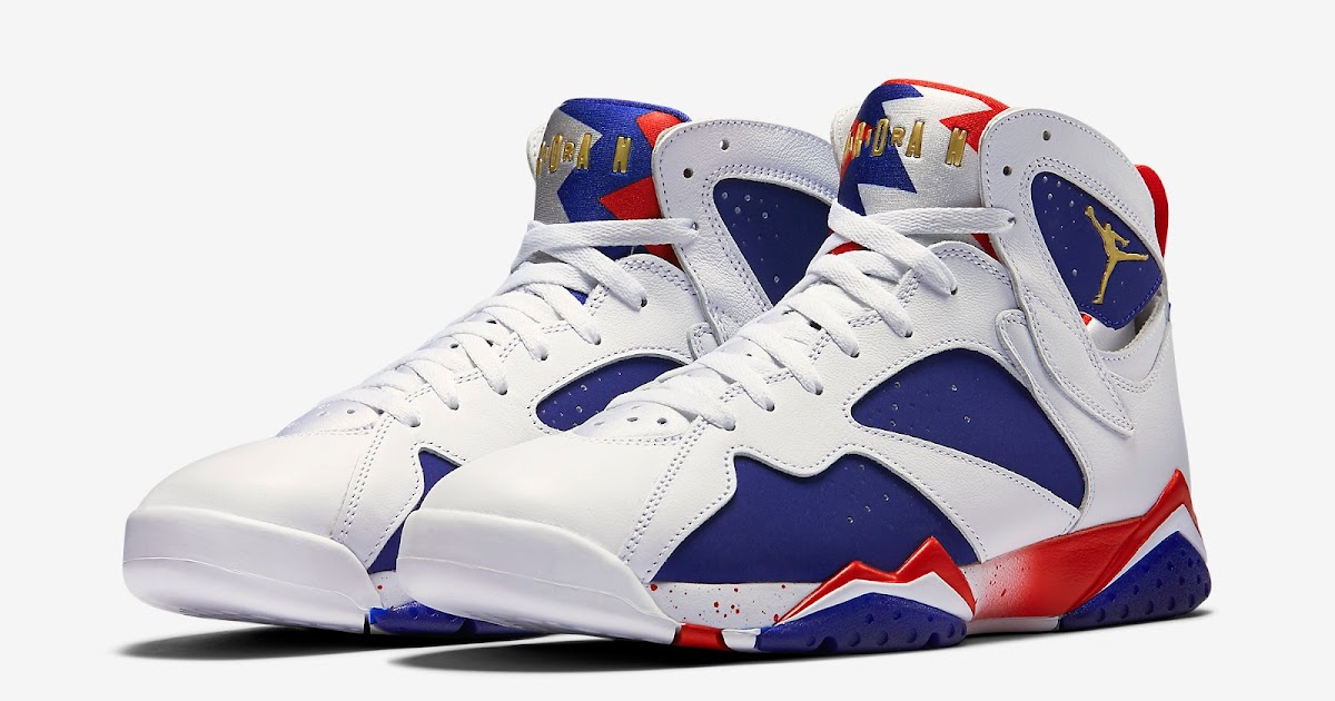 c69e51111d9 ... italy ajordanxi your 1 source for sneaker release dates air jordan 7  retro alternate olympic white