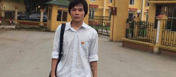 THƠ KHÓN THỦ :HOAN HÔ TINH THẦN ANH NGUYỄN VIẾT DŨNG NguyenVietDung