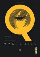 Lisez notre avis concernant le tome 5 de Q Mysteries