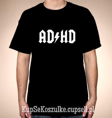 koszulka AD HD