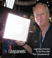 LitePanels Co-Founder and Creator Pat Grosswendt