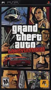 Grand Theft Auto: Liberty City Stories ( BR ) [ PSP ]