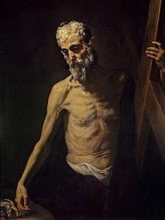 José de Ribera - San Andrés