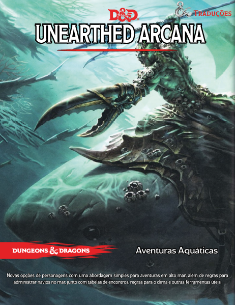 Unearthed Arcana 5e