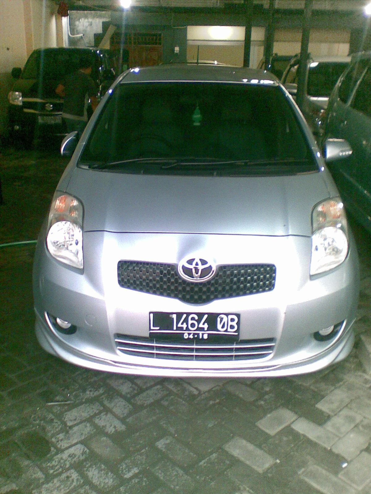 Toyota Yaris Trd Bekas Grand New Avanza Warna Putih Jual Beli Kredit Mobil Murah