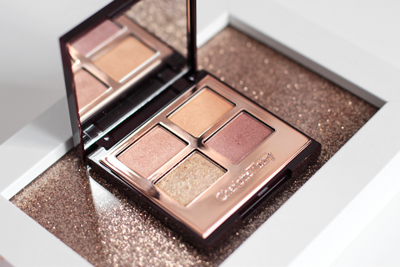 Charlotte Tilbury Legendary Muse eyeshadow palette review