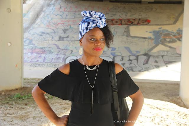attaché foulard, tuto, Djeeg'n, wax, traditions africaines, culture, afrique, cheveux naturels, cheveux crépus,