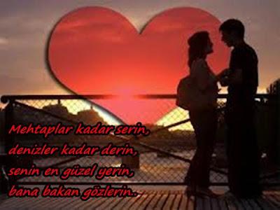 Sevgiliye Aşk Sözleri Kısa Anlamlı Etkileyici / Yeni Aşk Mesajları